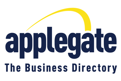 applegate logo button