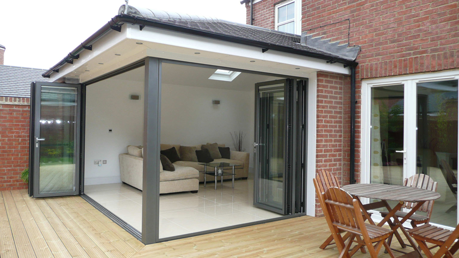 Architectural services in middlesbrough stockton on tees for Garage extension ideas